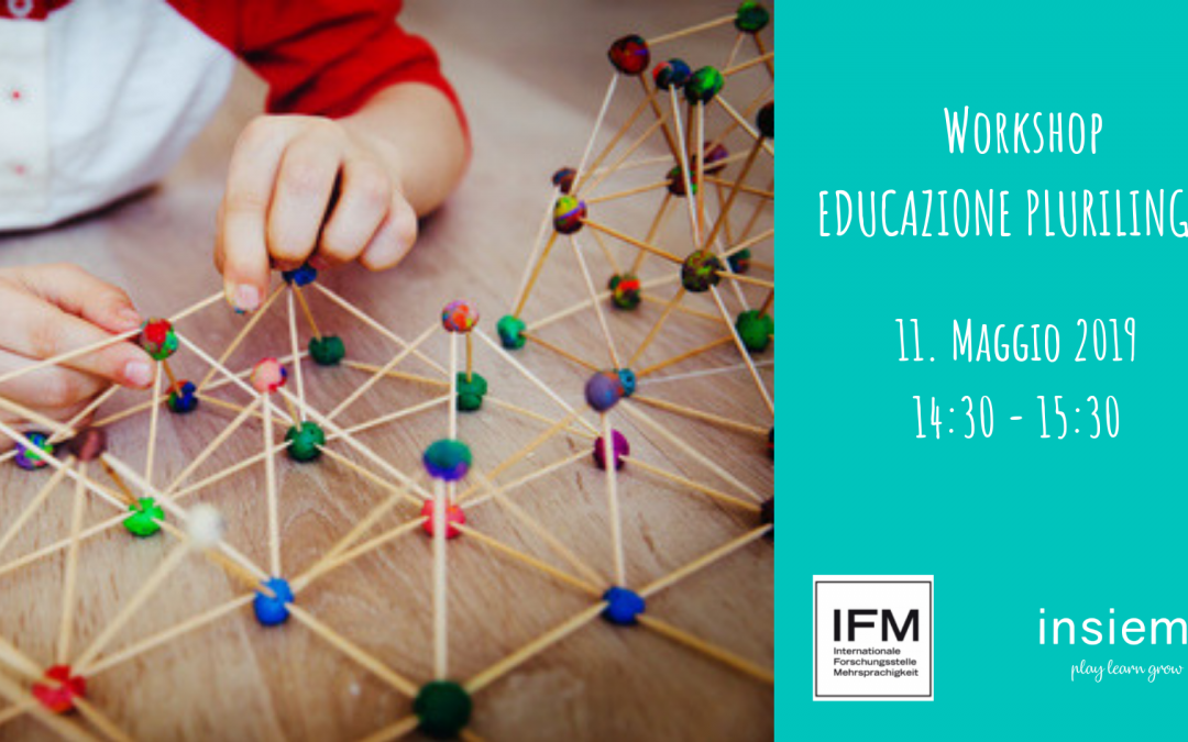 Workshop sull'educazione plurilingue per genitori e caregivers