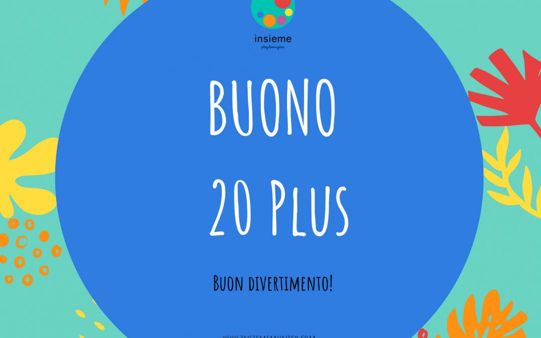 BUONO – Stagione Corona 2020